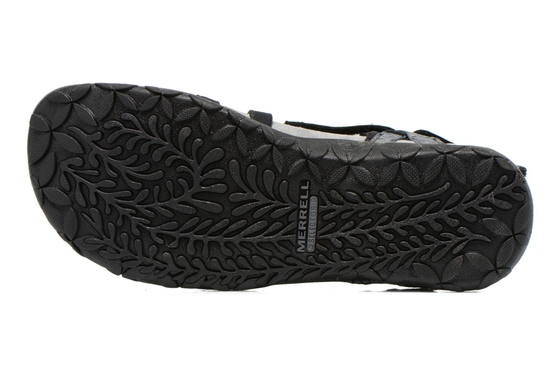 Zapatillas de deporte Merrell Terran Lattice II Negro vista de arriba