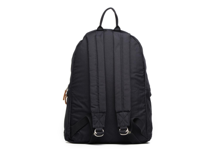 Sacs à dos Faguo Backpack nylon Bleu vue face