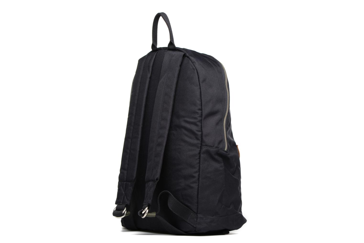 Rucksacks Faguo Backpack nylon Blue view from the right