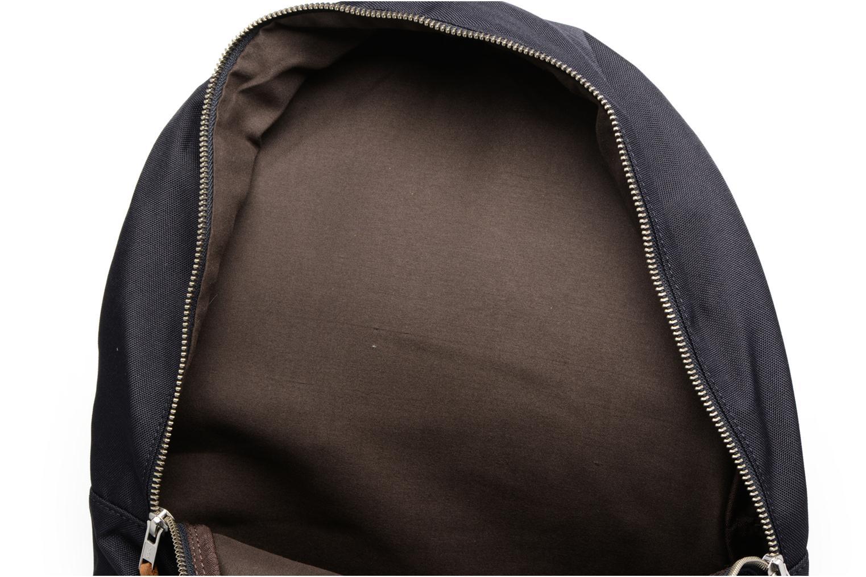 Sacs à dos Faguo Backpack nylon Bleu vue derrière