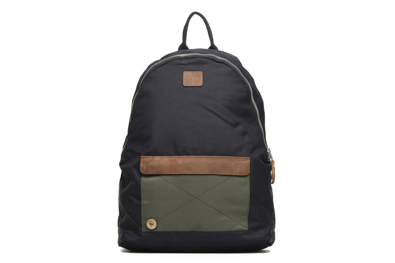Sacs à dos Faguo Backpack nylon Bleu vue détail/paire