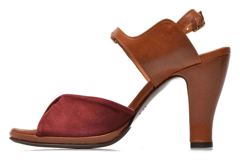 Sandalen Chie Mihara Fira rosa ansicht von vorne