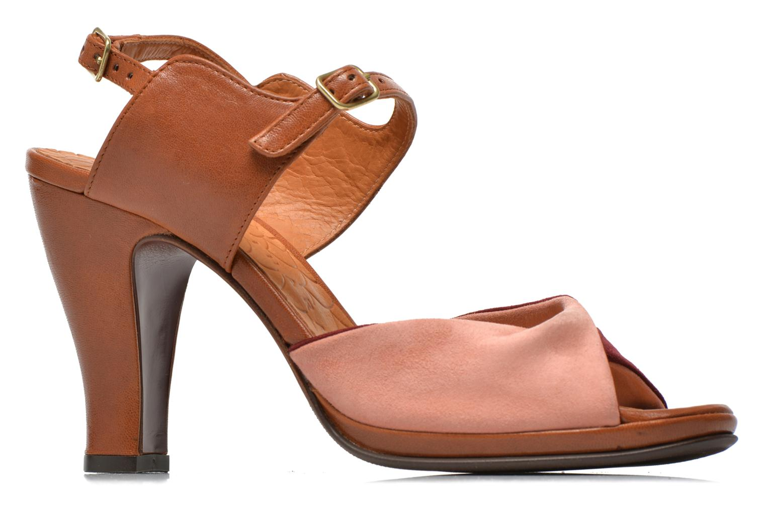 Sandals Chie Mihara Fira Pink back view