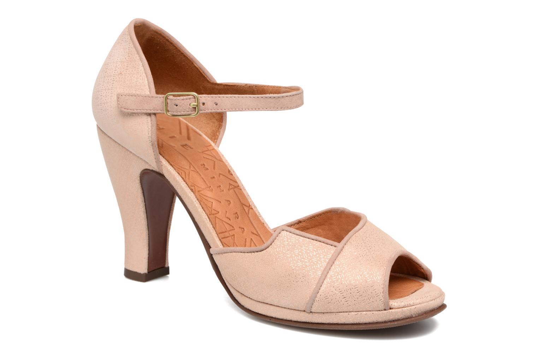 Grandes descuentos últimos zapatos Chie Mihara Fan (Rosa) - Sandalias Descuento