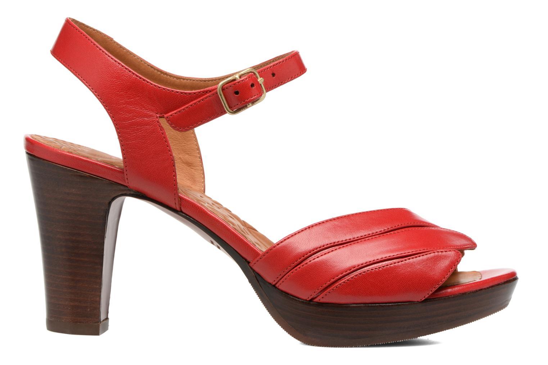 Sandales et nu-pieds Chie Mihara Jantra Rouge vue derrière