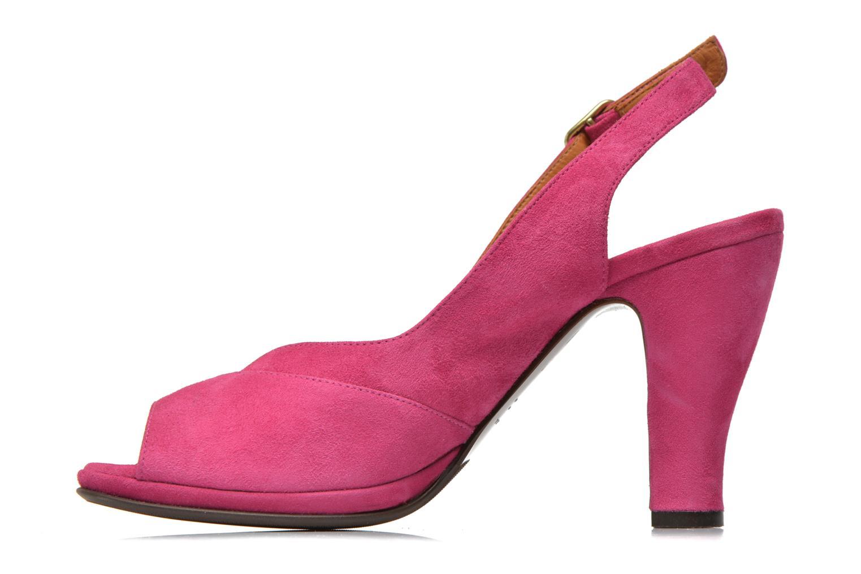 Sandalen Chie Mihara Franca rosa ansicht von vorne