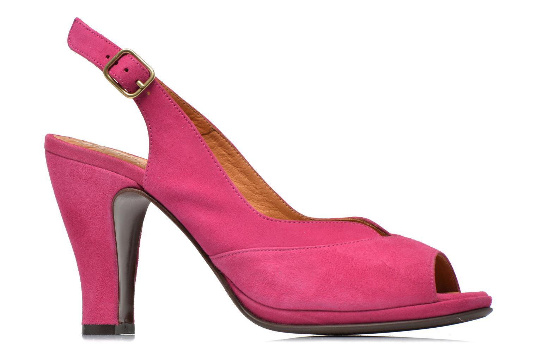 Sandalen Chie Mihara Franca rosa ansicht von hinten