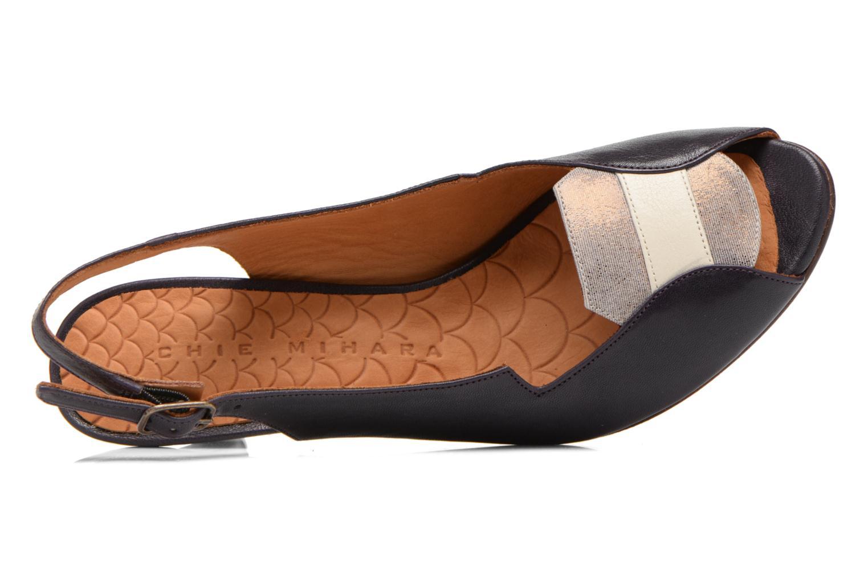 Sandalen Chie Mihara Winka mehrfarbig ansicht von links
