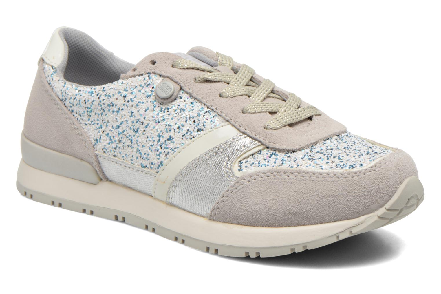 Trainers Gioseppo Sweety White detailed view/ Pair view