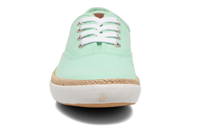 Sneaker Gioseppo Mima grün schuhe getragen