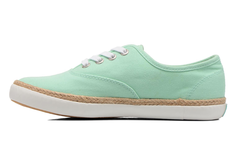 Sneaker Gioseppo Mima grün ansicht von vorne
