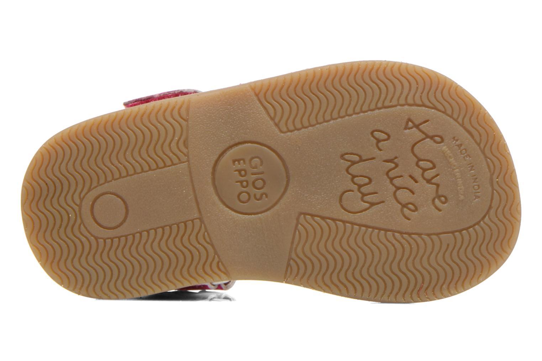 Sandales et nu-pieds Gioseppo Carla Rose vue haut
