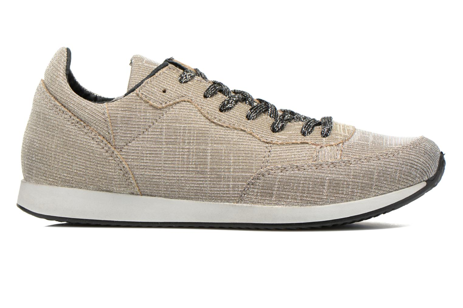 Trainers Ippon Vintage Run silver Grey back view