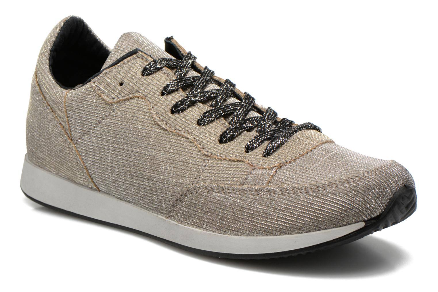 Trainers Ippon Vintage Run silver Grey detailed view/ Pair view
