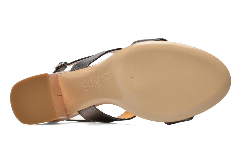 Sandales et nu-pieds Atelier Mercadal Chili Gris vue haut