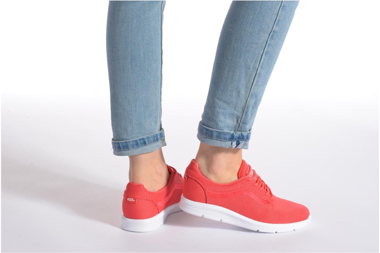 Sneaker Vans Iso 1.5 + mehrfarbig ansicht von unten / tasche getragen