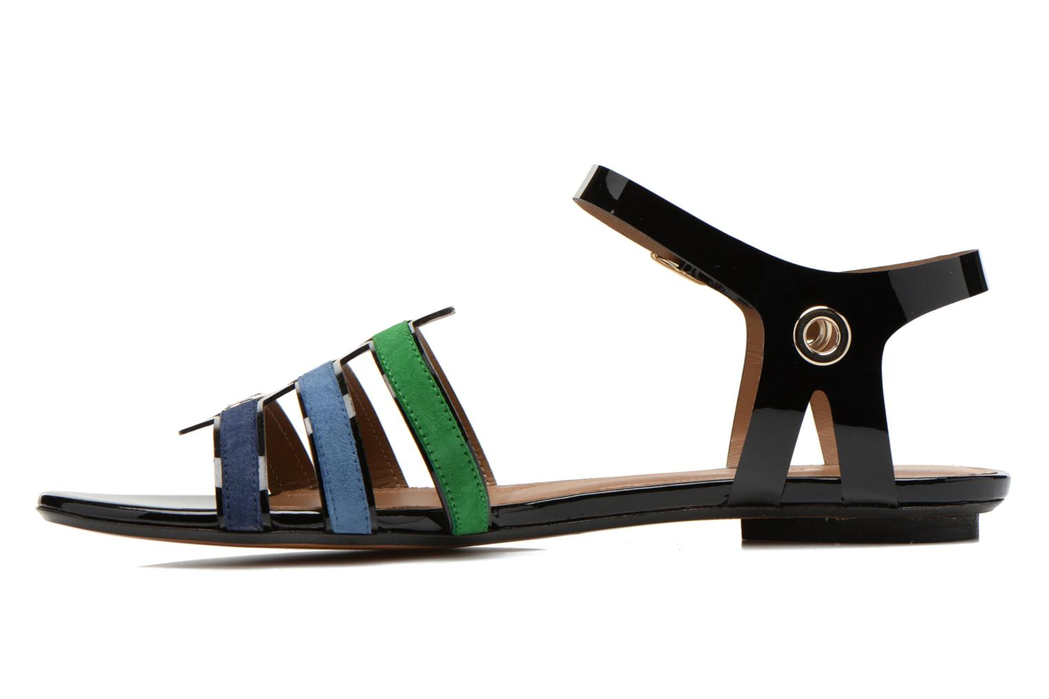 Sandals Sonia Rykiel Mymy Multicolor front view