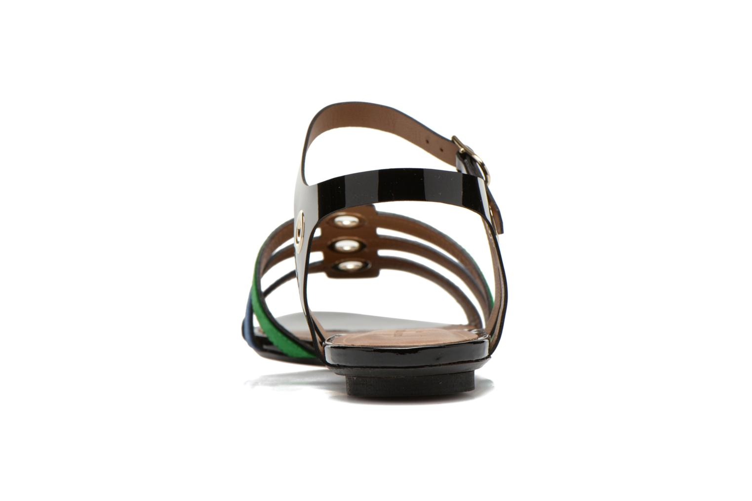 Sandals Sonia Rykiel Mymy Multicolor view from the right
