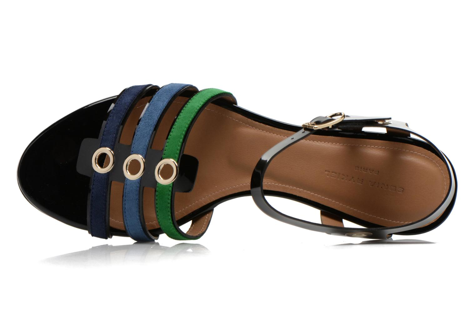 Sandals Sonia Rykiel Mymy Multicolor view from the left