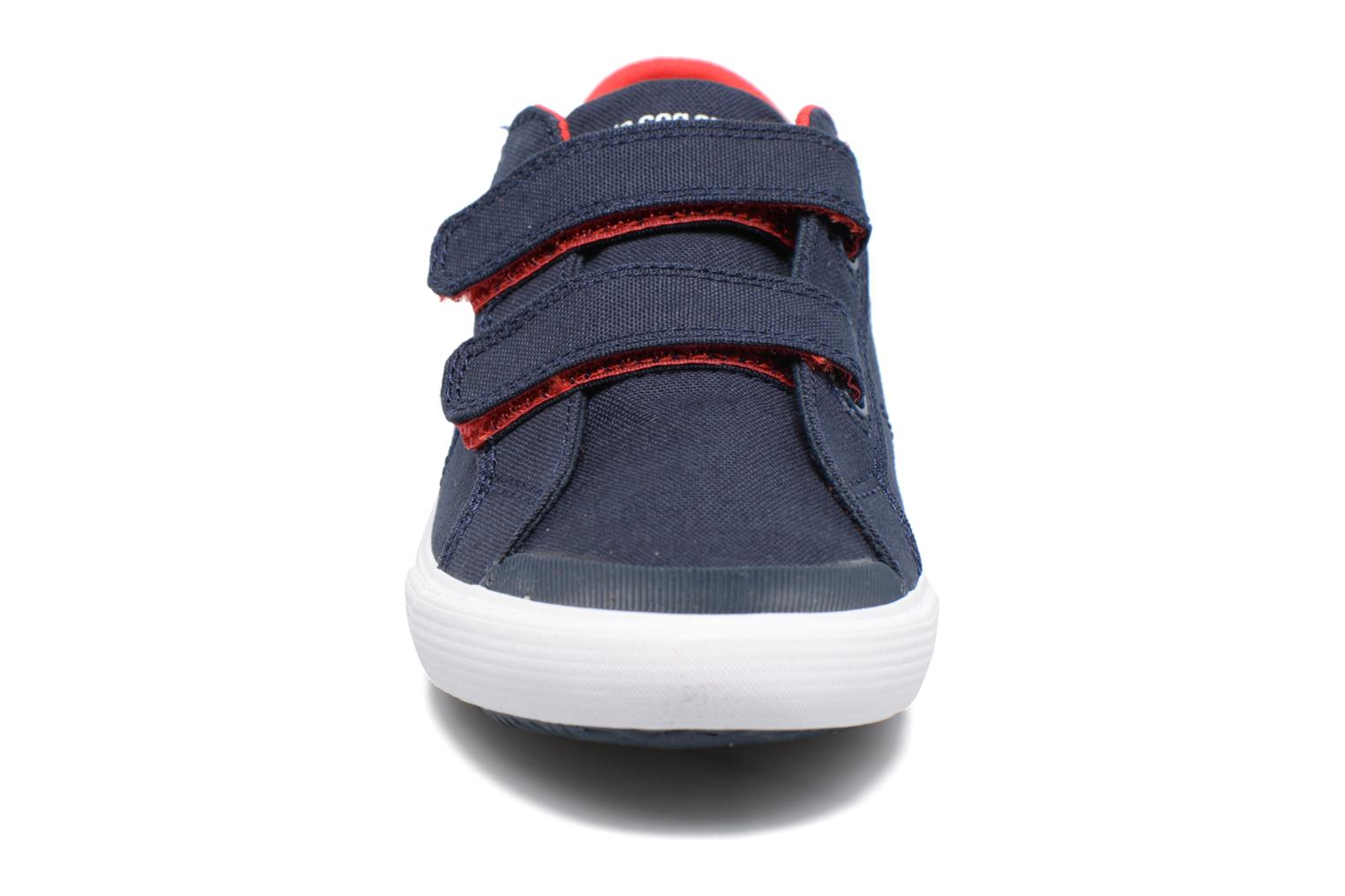 Trainers Le Coq Sportif Saint Gaetan PS Blue model view
