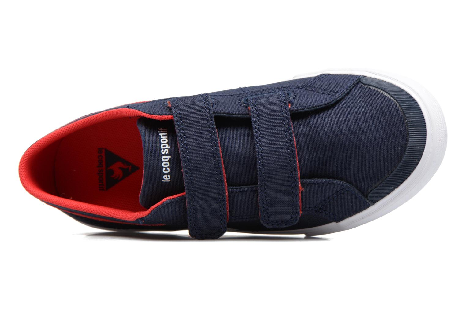 Sneakers Le Coq Sportif Saint Gaetan PS Blauw links