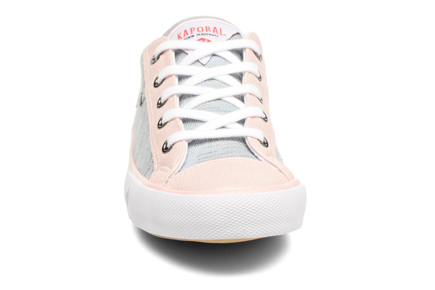 Trainers Kaporal Icario Grey model view