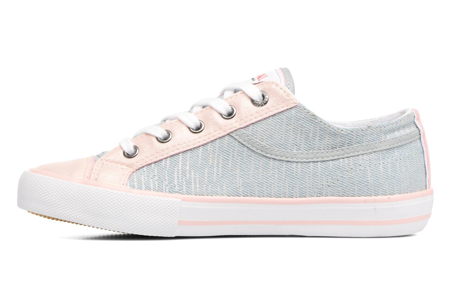 Trainers Kaporal Icario Grey front view