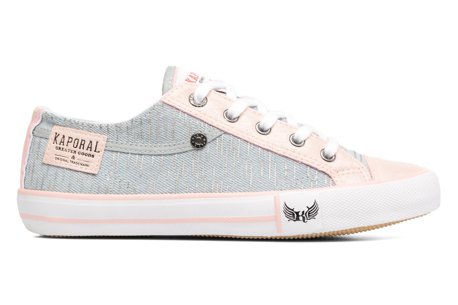 Trainers Kaporal Icario Grey back view