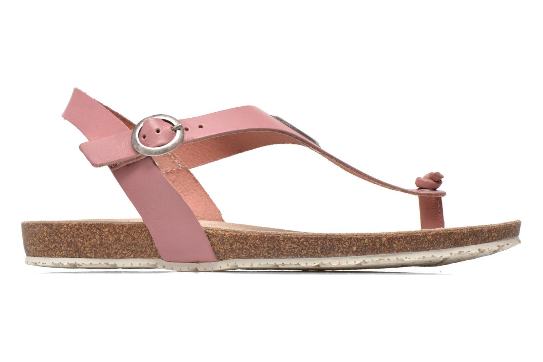 Sandales et nu-pieds TBS Inayah Rose vue derrière