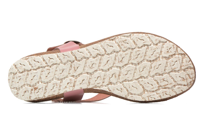 Sandalen TBS Inayah rosa ansicht von oben