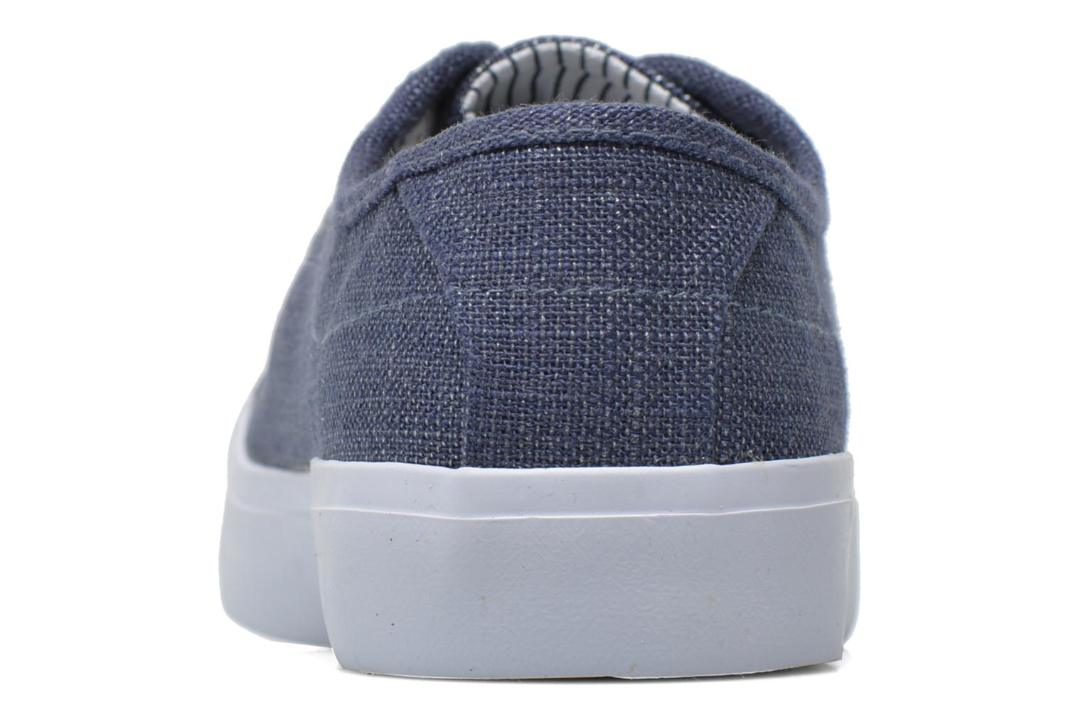 Trainers TBS Lining Blue view from the right