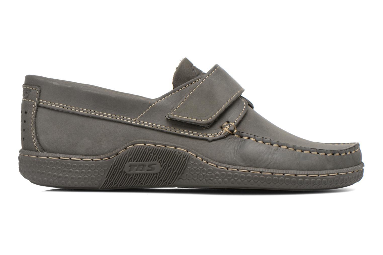 Chaussures à scratch TBS Galais Gris vue derrière