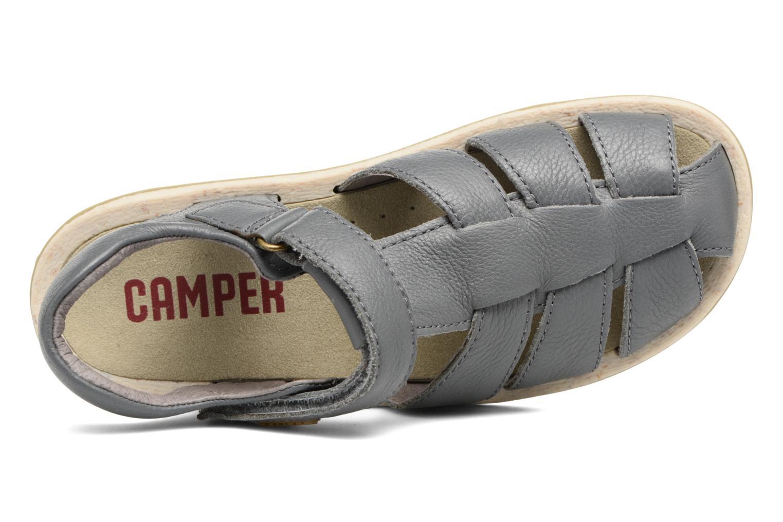 Sandales et nu-pieds Camper Bicho E Gris vue gauche