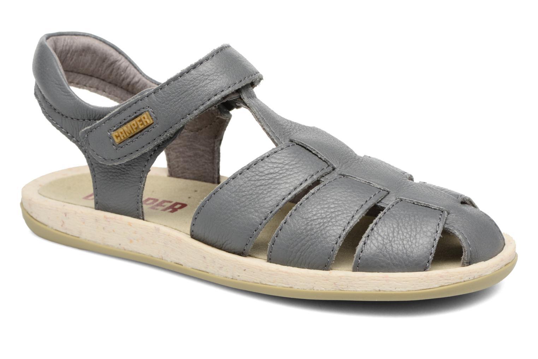 Sandales et nu-pieds Camper Bicho E Gris vue détail/paire