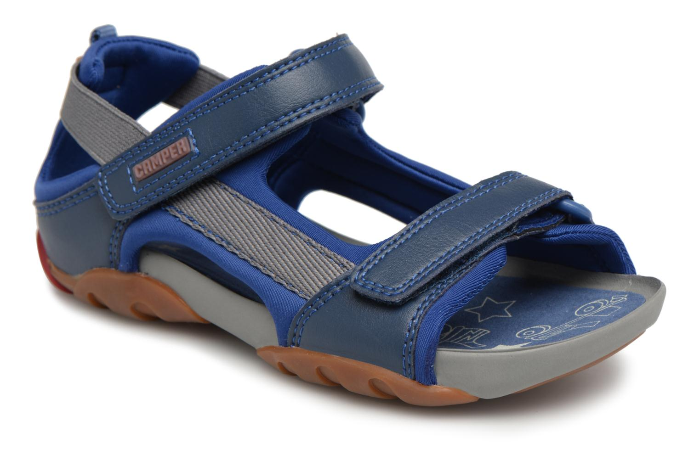 Sandalias Camper Ous E Azul vista de detalle / par
