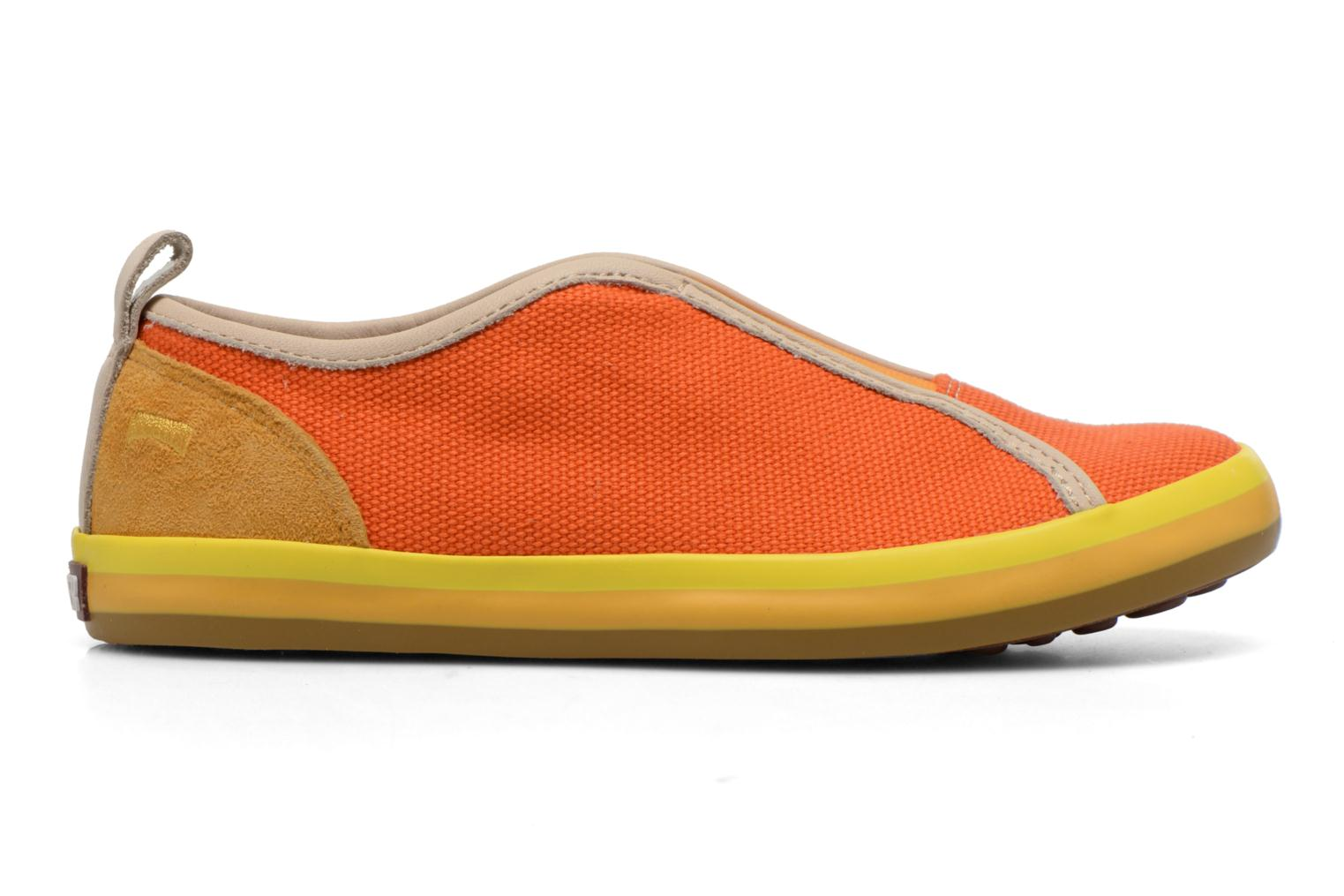 Baskets Camper Pelotas E Orange vue derrière