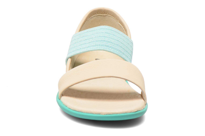 Sandales et nu-pieds Camper Pelotas Summer Blanc vue portées chaussures
