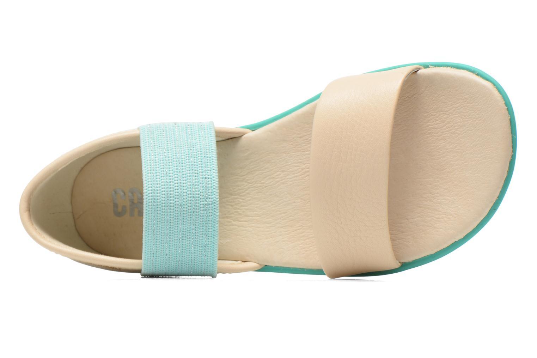 Sandales et nu-pieds Camper Pelotas Summer Blanc vue gauche