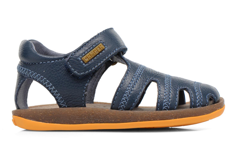 Sandales et nu-pieds Camper Bicho B Bleu vue derrière