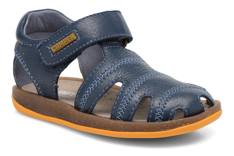 Sandales et nu-pieds Camper Bicho B Bleu vue détail/paire