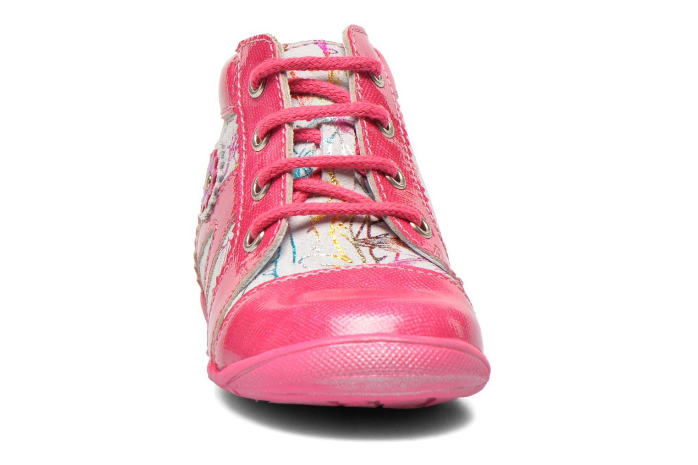 Bottines et boots GBB Manelle Rose vue portées chaussures