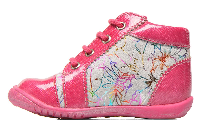 Bottines et boots GBB Manelle Rose vue face