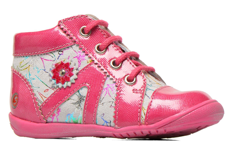 Bottines et boots GBB Manelle Rose vue derrière