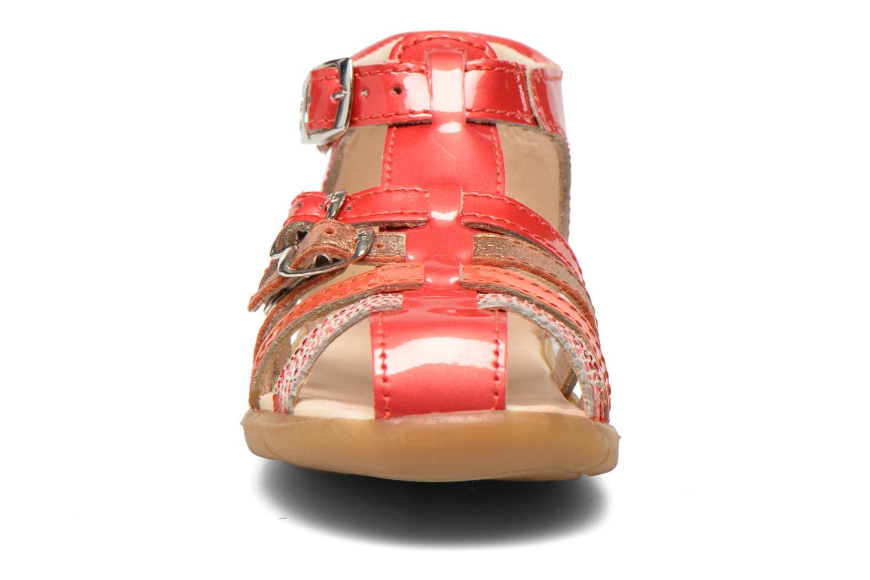 Sandales et nu-pieds GBB Mina Rose vue portées chaussures