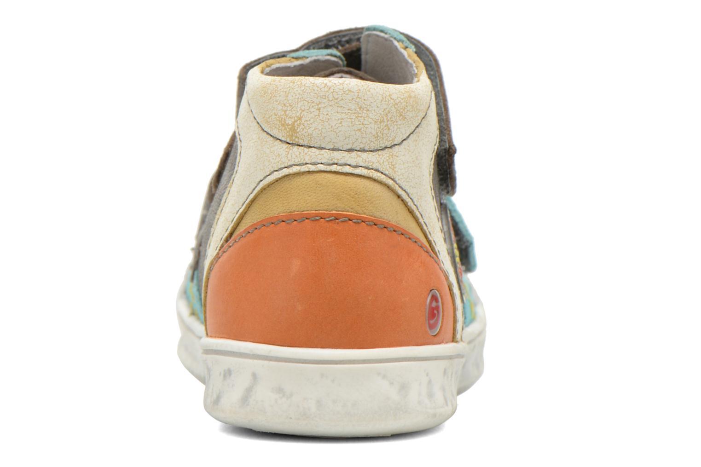 Bottines et boots GBB Medard Gris vue droite
