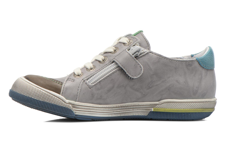 Sneaker GBB Marc grau ansicht von vorne