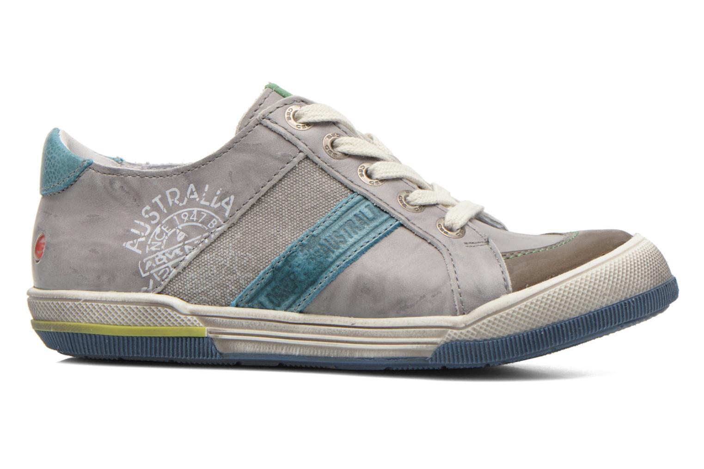 Sneaker GBB Marc grau ansicht von hinten