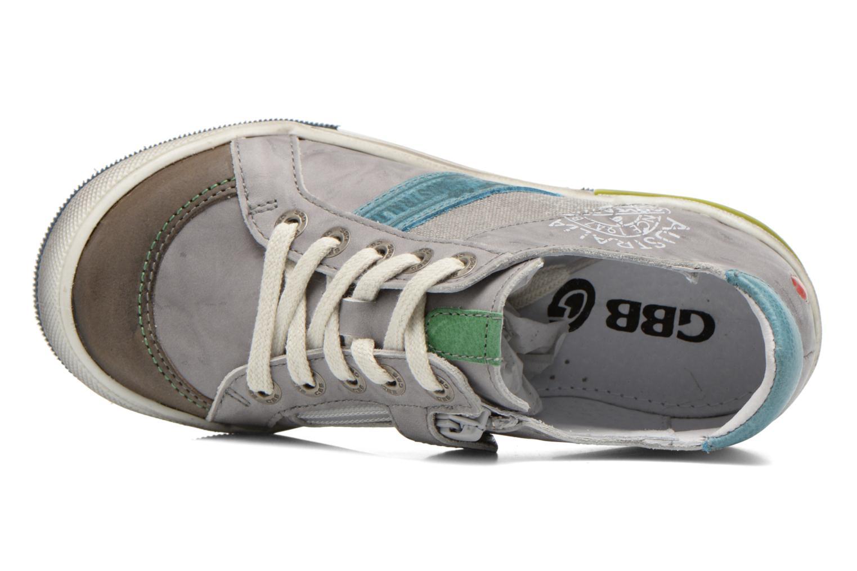 Sneaker GBB Marc grau ansicht von links