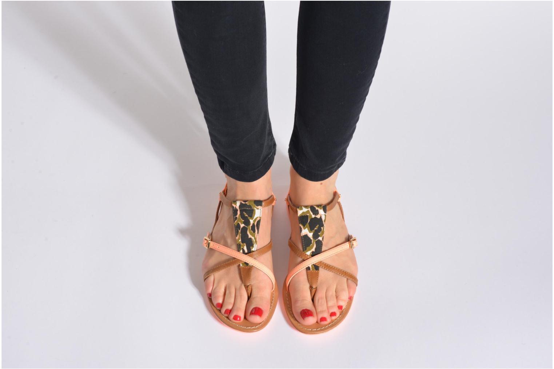 Sandales et nu-pieds Mellow Yellow Vaness Orange vue bas / vue portée sac