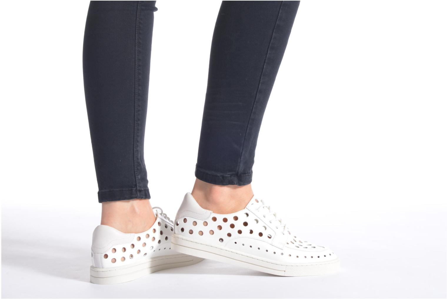 Sneakers Mellow Yellow Vadou Bianco immagine dal basso